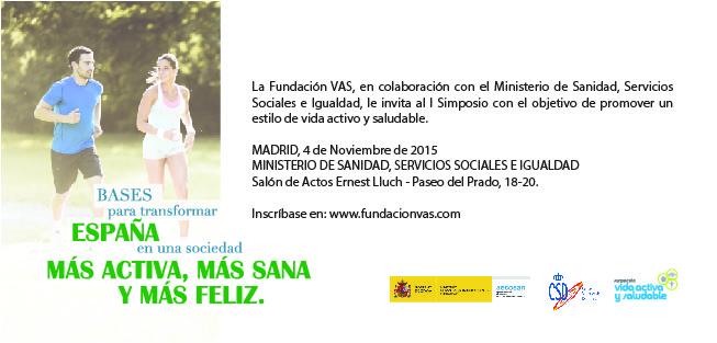 Invitación I Simposio FVAS